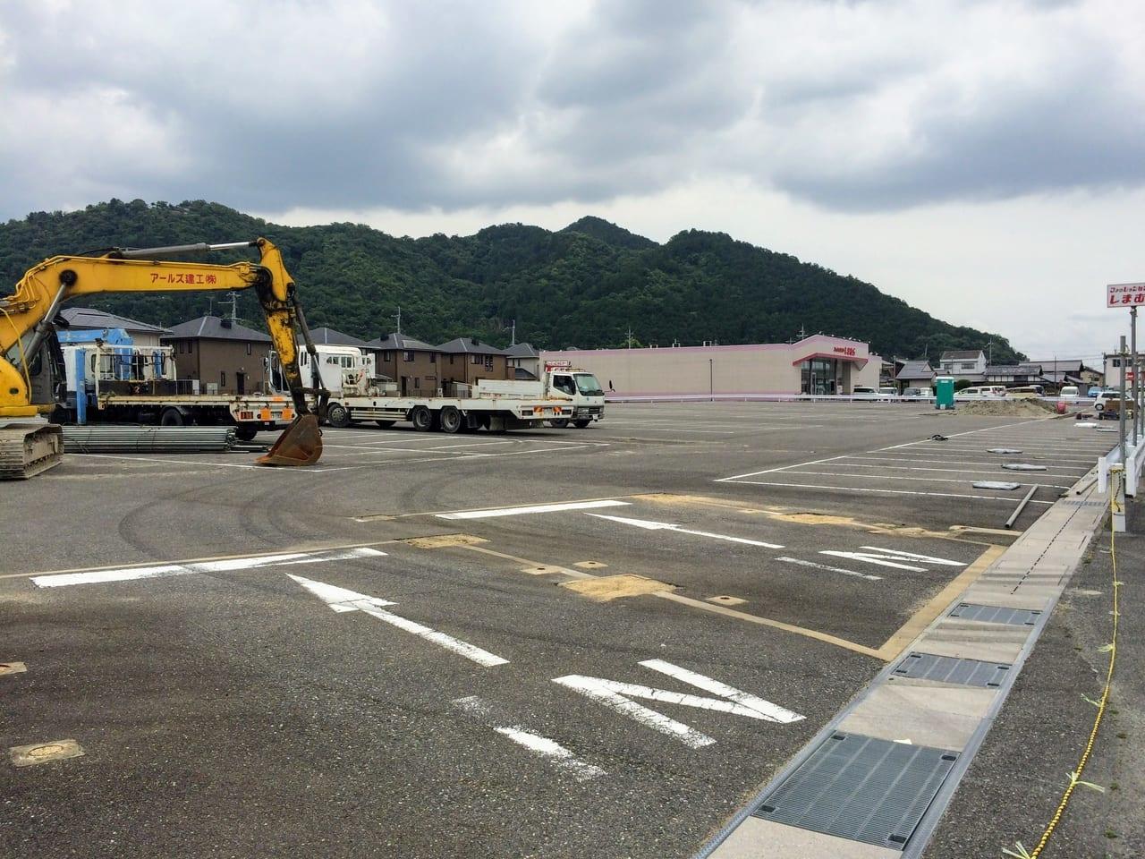 JR能登川駅西側の再開発3